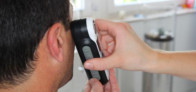 Hautfarbenscanner